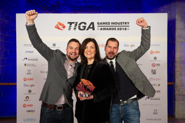 TIGA Games Industry Awards at the Guildhall London.Best Recruitment Agency - AmiqusNovember 1 2018Matthew Power Photographywww.matthewpowerphotography.co.uk07969 088655mpowerphoto@yahoo.co.uk@mpowerphoto