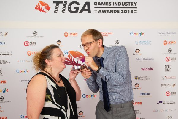 TIGA Games Industry Awards at the Guildhall London.Audio Services Supplier - Sound Cuts LtdNovember 1 2018Matthew Power Photographywww.matthewpowerphotography.co.uk07969 088655mpowerphoto@yahoo.co.uk@mpowerphoto