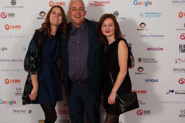 TIGA Games Industry Awards at the Guildhall London. Award winners  October 31 2018  Matthew Power Photography www.matthewpowerphotography.co.uk 07969 088655 mpowerphoto@yahoo.co.uk @mpowerphoto